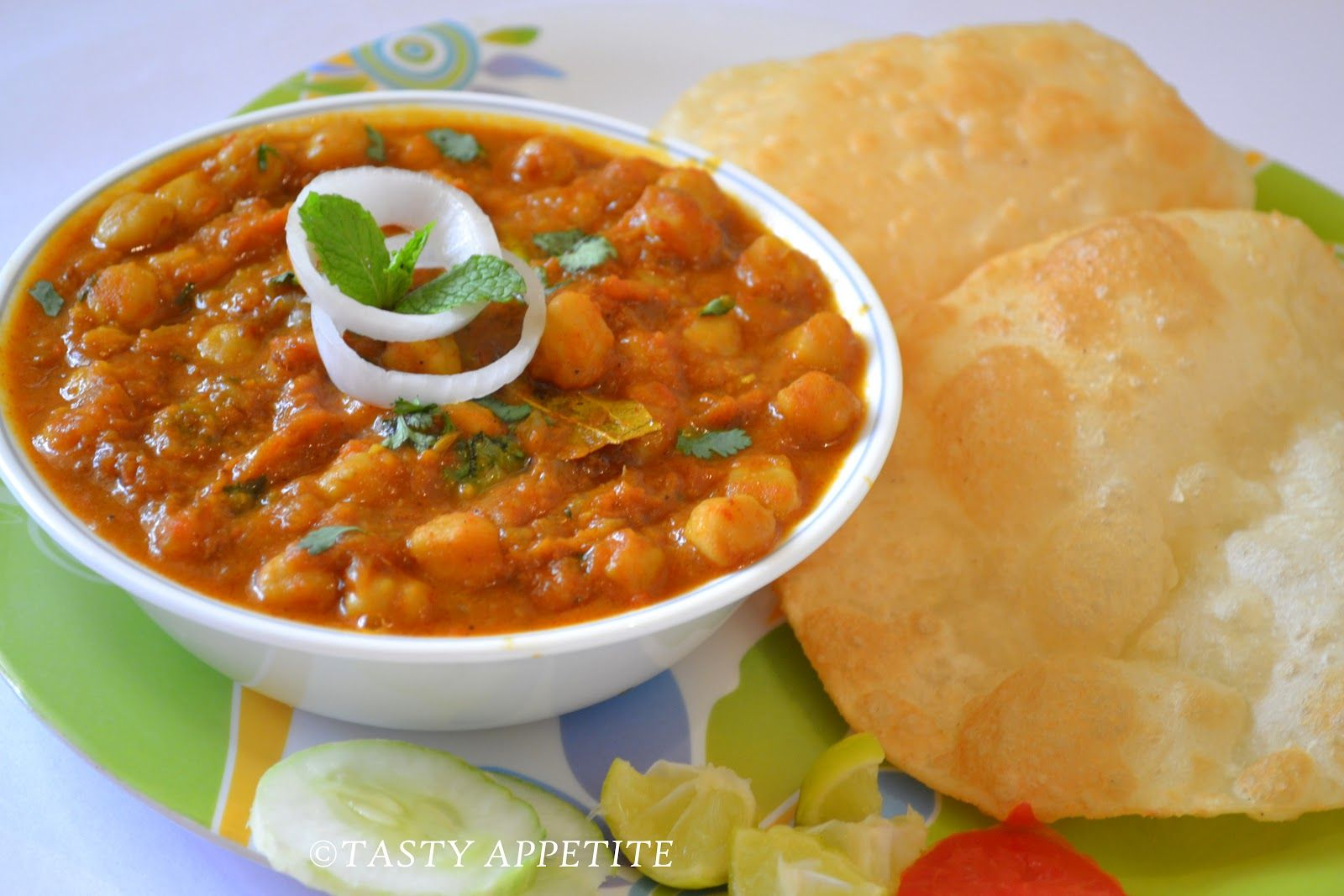 Chole bhature punjabi bhature recipe step by step tasty chole bhature punjabi bhature recipe step by step tasty appetite forumfinder Images