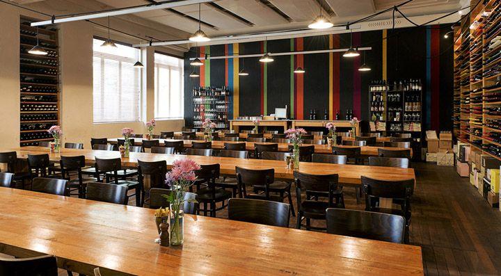 Il Lido Bar Restaurant Paul Burnham Architect Perth