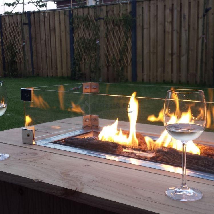 10 Outdoor Feuerstelle Mit Gas Feuerstelle Garten Feuerstelle Selber Bauen Gas Feuerstelle