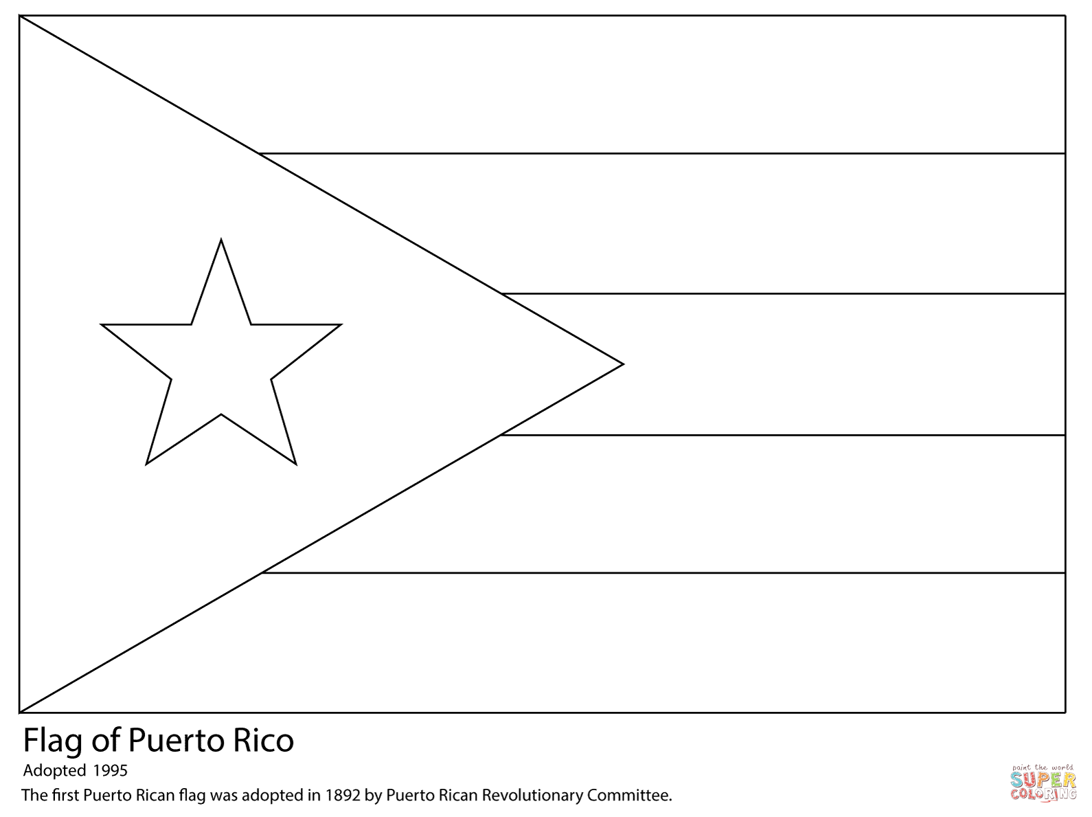 Discovery Of Puerto Rico Worksheet