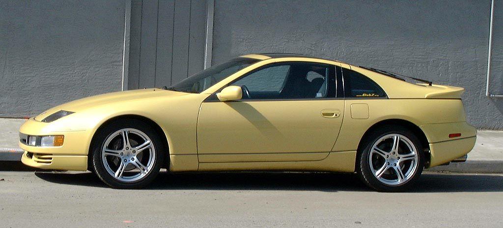 1991 Nissan 300ZX 2 Dr Turbo Hatchback The most funnest ...