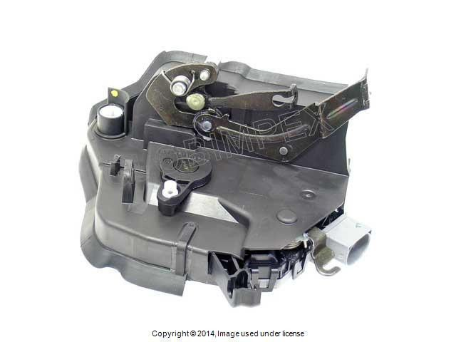 Bmw E46 Door Lock Actuator W Lock Mechanism Left Driver Side Front Genuine Bmw E46 Bmw Door Locks