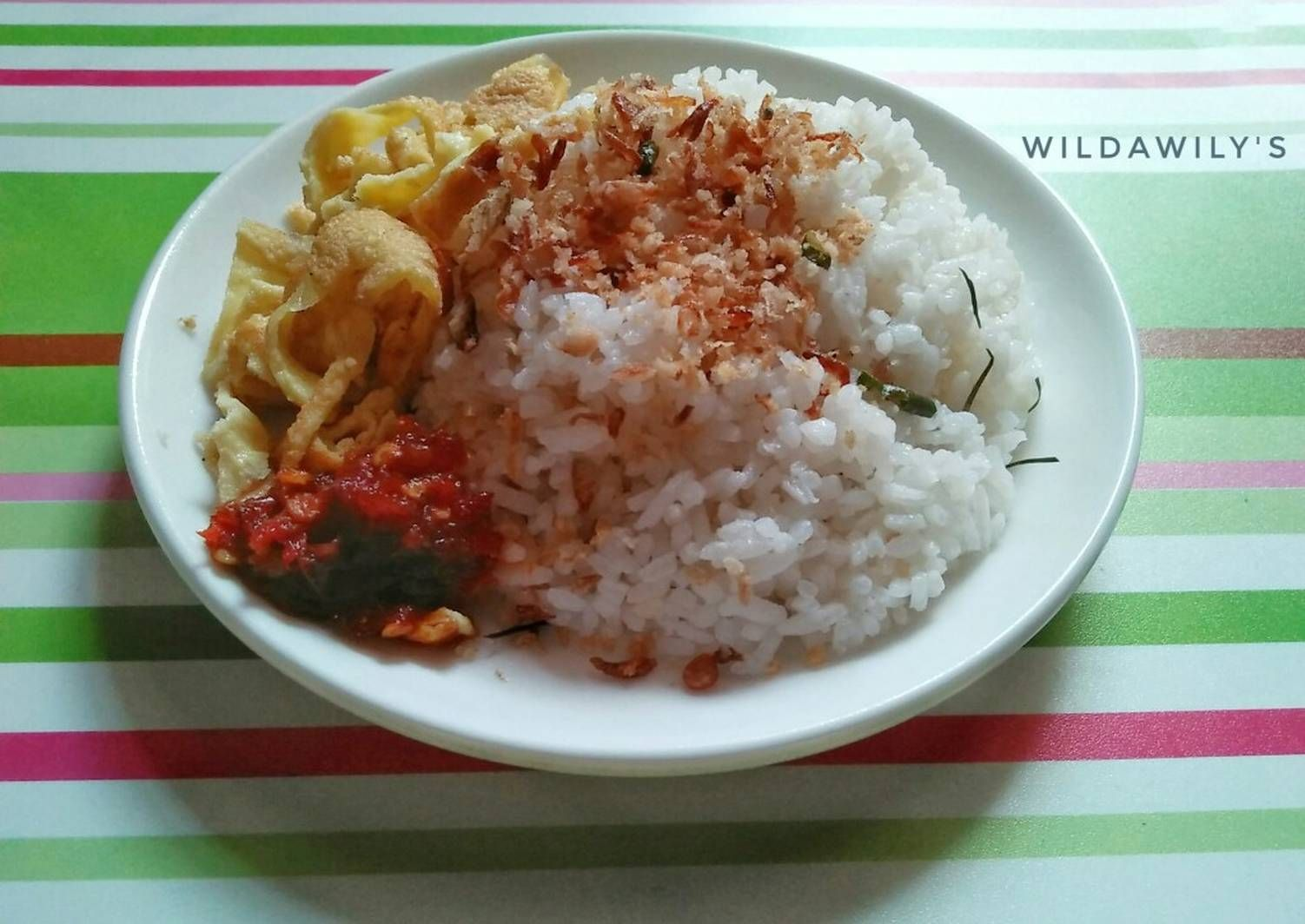 Resep Nasi Gurih Daun Jeruk Pr Bukannasibiasa Oleh Wilda Wily Resep Resep Makanan Resep Makanan Dan Minuman