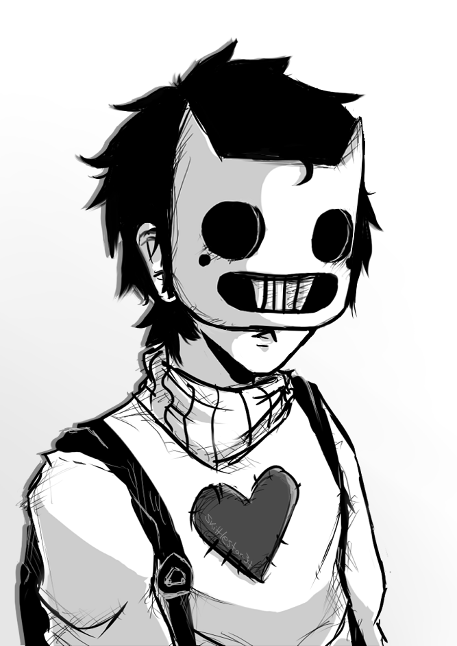 zacharie Off mortis ghost, Rpg horror games, Off game