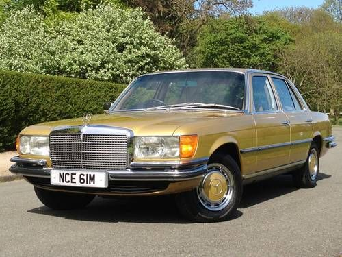 Car No.21. 1973 Mercedes 350SE. Metallic Silver/Green. V8 engine that was incredible.  Would tow our big caravan and it felt like there was nothing behind. Luxury car fantastic build but juicy. Bought it on a whim when looking for a Dolomite Sprint.