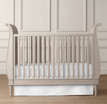 Captivating Emelia Sleigh Crib   Traditional   Cribs     By Restoration Hardware Baby U0026  Child