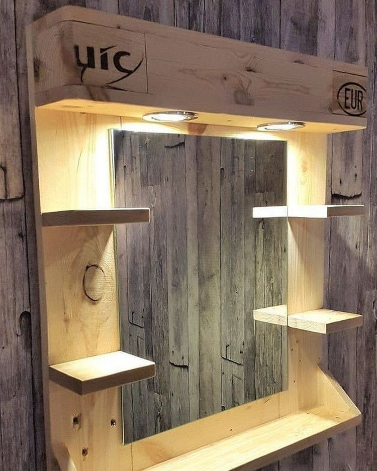 Furniture Designs with Re purposed Pallets
