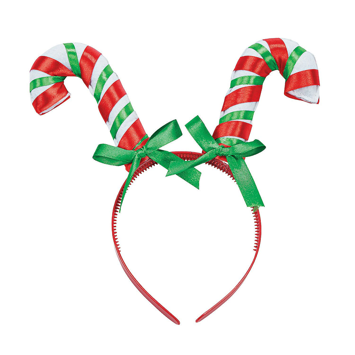 Candy Cane Head Boppers Discontinued Candy Cane Christmas Themes Christmas Ornaments