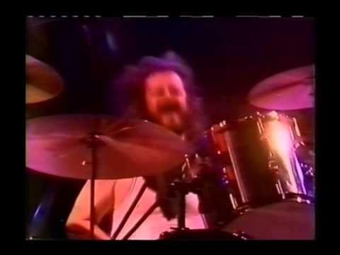 """John """"Bonzo"""" Bonham -  Drums solo  - 1977"""