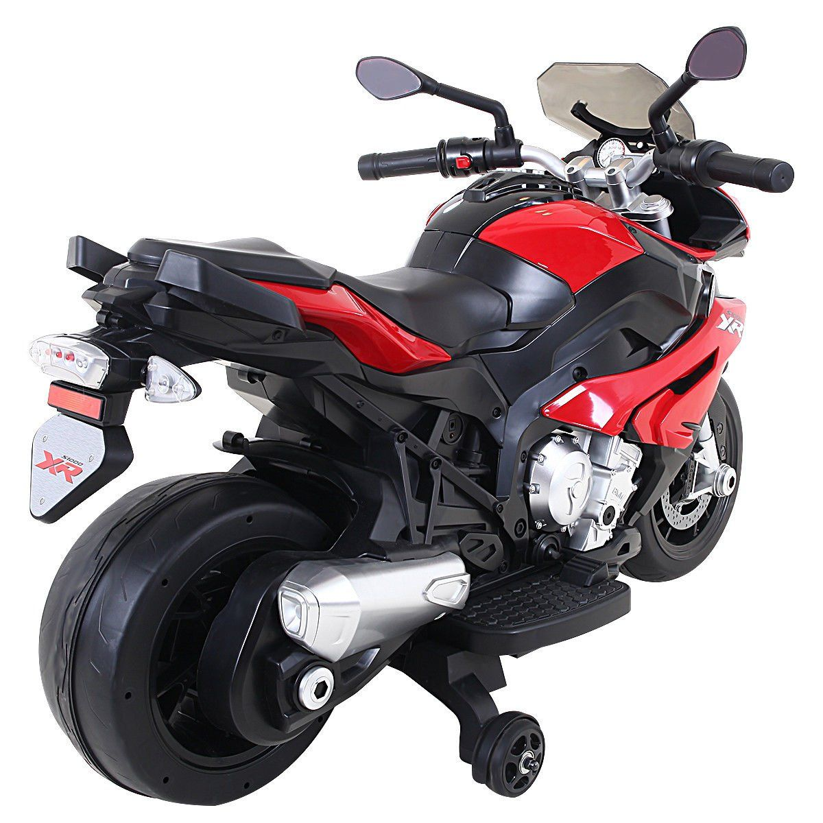 Costzon Kids Ride On Motorcycle Licensed Bmw 12v Battery Powered Motorcycle W Training Wheels Red Want Added Information Click Kids Ride On Motorcycle Bmw