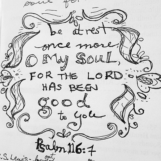 Some back of the bulletin doodling-sermon notes meditation from this morning #inspiration #foundgrace #goodnessofGod #scripture