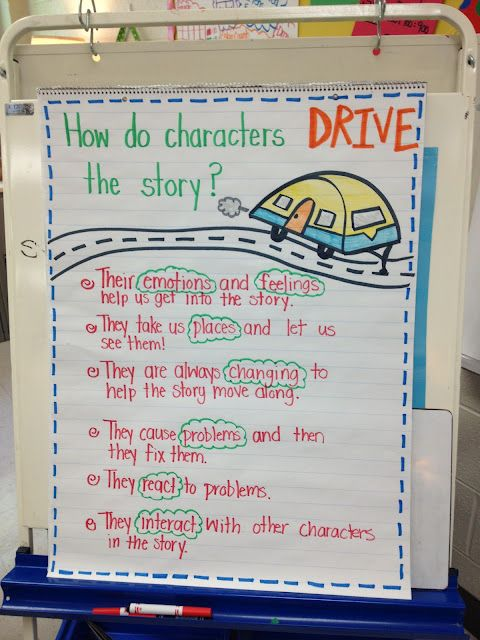 Love the RV of course! The Good Life: All About Character Traits Why characters are important