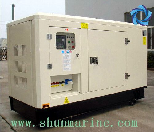 8kva 300kva Silent Diesel Generator Set Locker Storage Diesel Generators Tower Light
