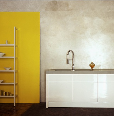 excellent white kitchen yellow accents | yellow kitchen | dream colours yellow in 2019 | Yellow ...