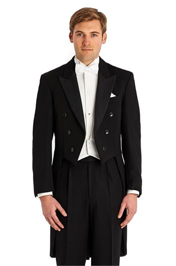 Regent Dress Tails Hire Package In 2018 Formally Yours Ii