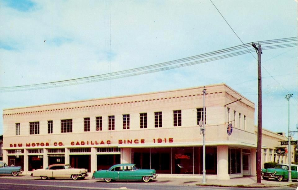 Dew Motor Co Cadillac St Petersburg Florida Rd Street Rd - South florida cadillac dealers