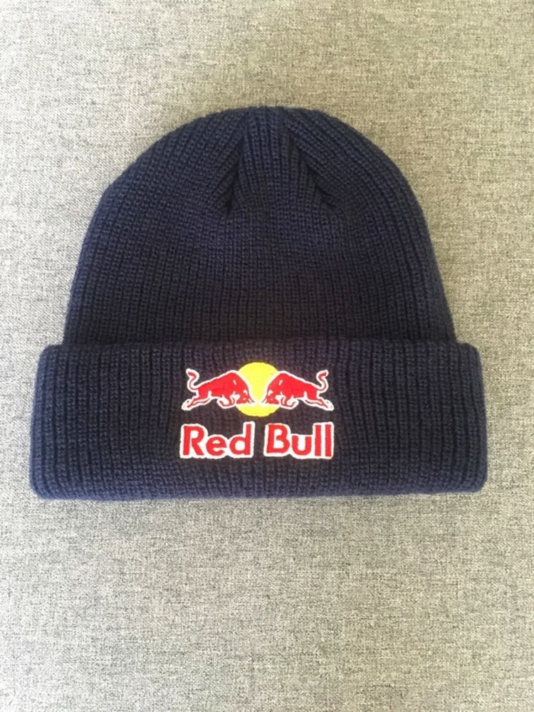 46183f1c3 Details about HAT Beanie Red Bull Racing Formula One Team Verstappen ...