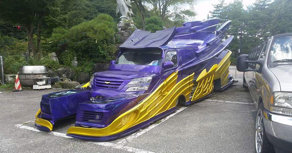 50 Worst Car Mods We've Ever Seen - Page 20 of 56 - Yeah! Motor