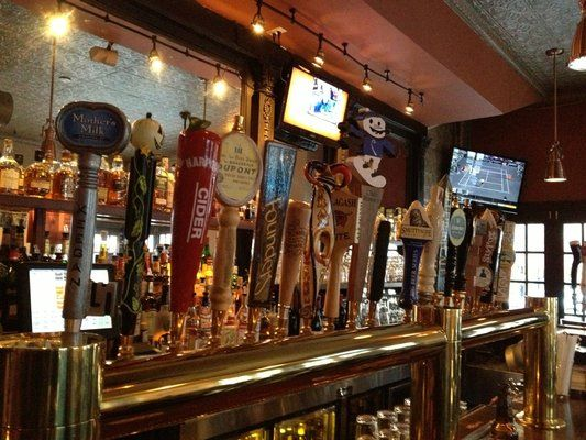 Third Avenue Ale House Taps On Taps On Taps With Images Ale Photo Avenue
