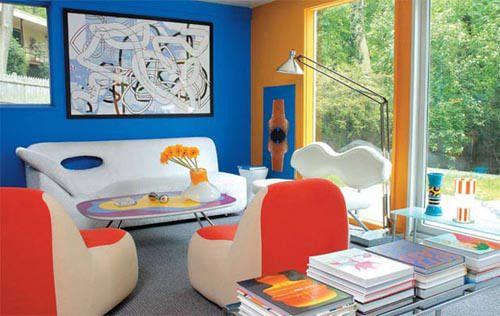 Pinturas modernas para salas para m s informaci n for Pinturas para salas modernas