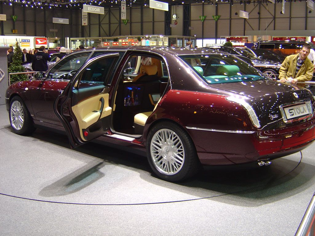 2004 LANCIA THESIS S85 3.2 LIMOUSINE - coachwork by Carrozzeria ...