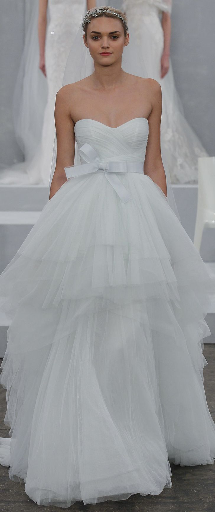 Turn Your Aisle Into a Runway With the 6 Hottest Bridal ...