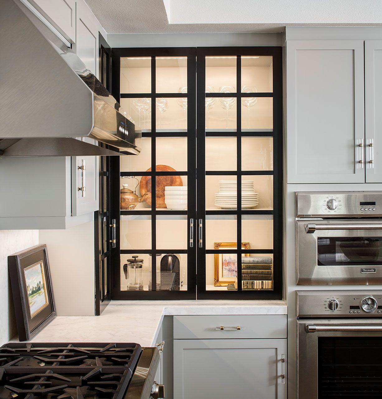 Downtown San Diego Ca Corine Maggio Natural Designs Glass Kitchen Cabinets Kitchen Design New Kitchen Designs