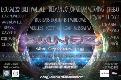 Dunez — DJ Thee-O