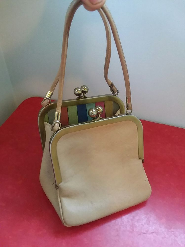0e4c352e70 Bonnie cashin coach double kisslock purse coach purse purses jpg 750x1000 Custom  purses