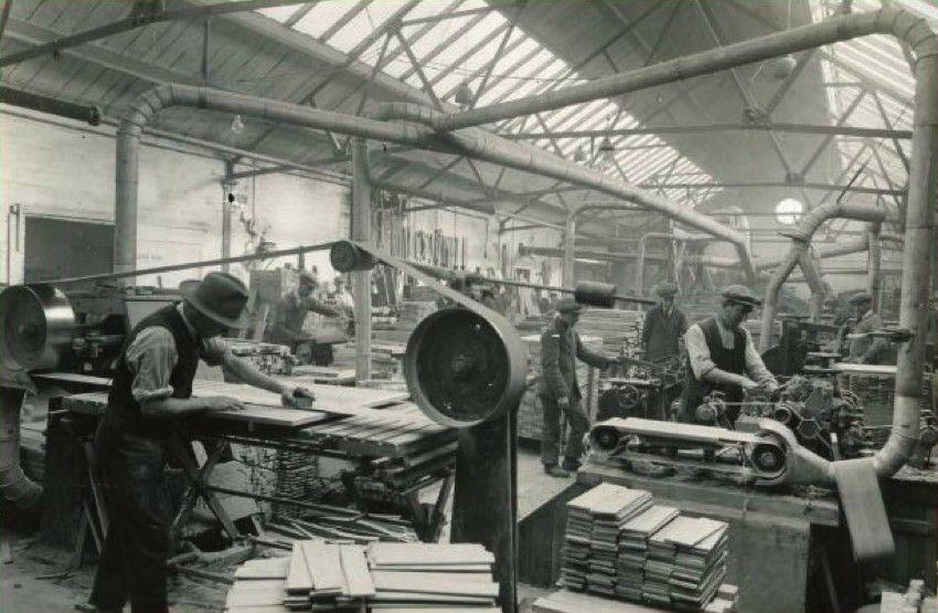 Image Result For Industrial Revolution. Furniture Factory
