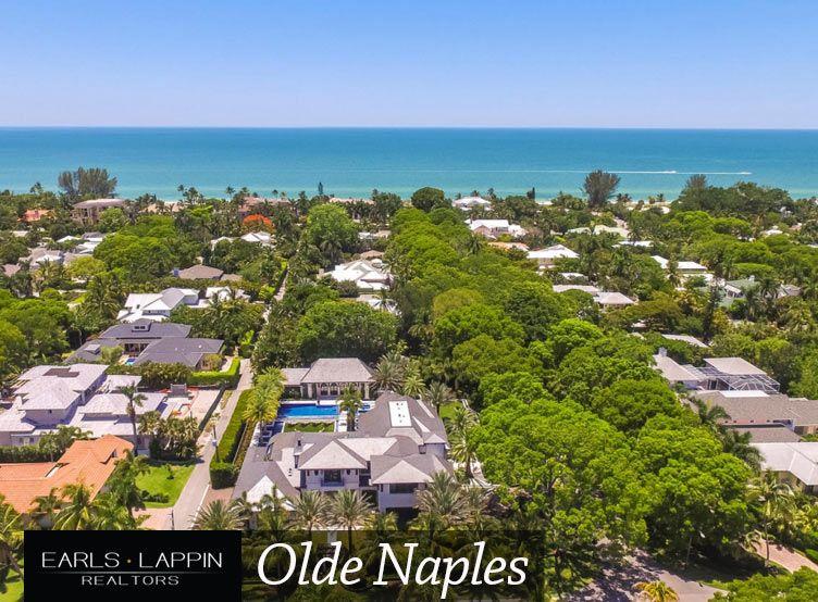 Olde Naples Real Estate