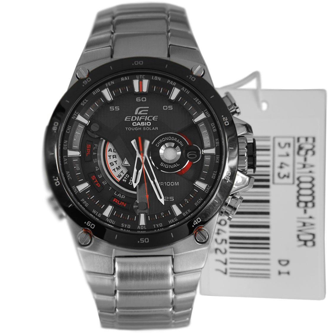 7137be0b8bb Casio Edifice Red Bull Racing Watch EQS-A1000DB-1AVDR