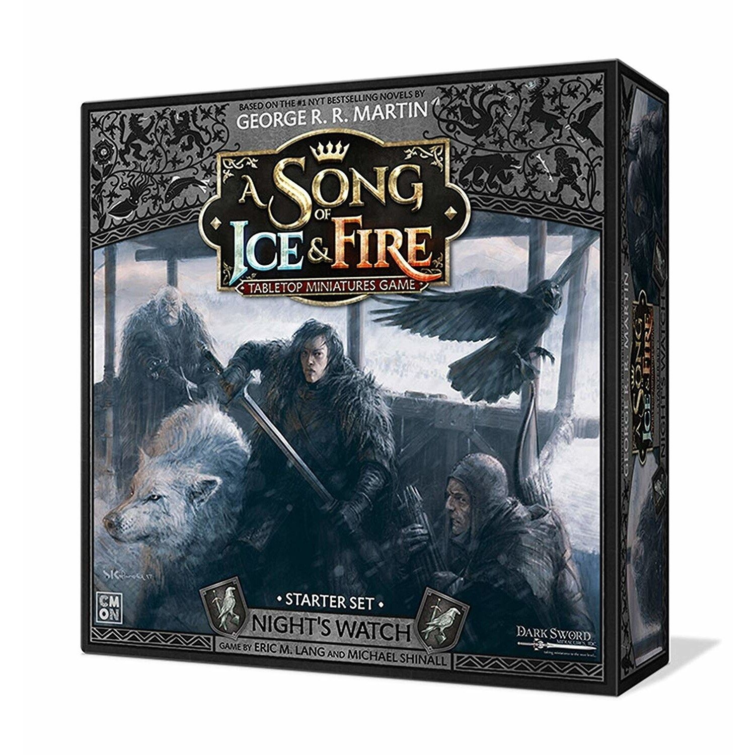 Cmon A Song Of Ice Fire Tabletop Miniatures Game Night S