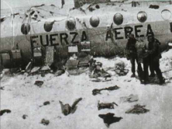 Uruguayan Air Force Flight 571 Also Known As The Miracle In The Andes Was A Chartered Flight Carrying 45 People Inclu Andes Plane Crash Andes History People