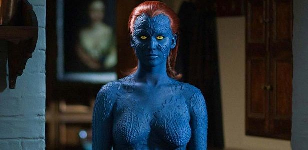 Pin On Jennifer Lawrence As Mystique