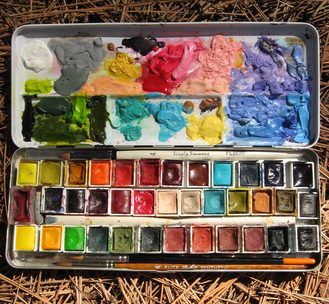 Lynne Hoppe Materiales De Arte Arte De Acuarela Arte