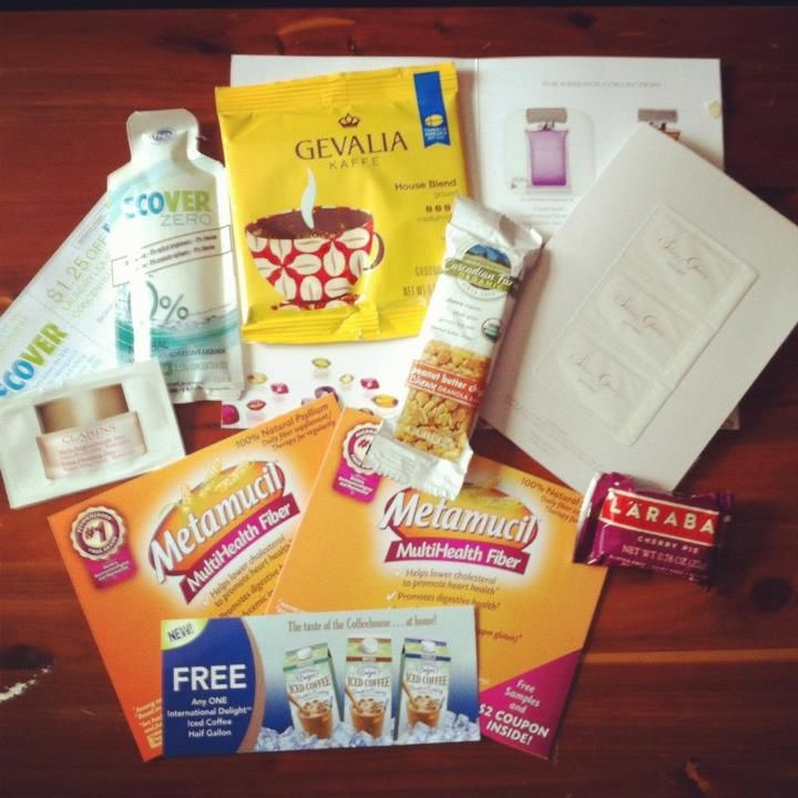 Free stuff from this week in the mail!! What did you get?