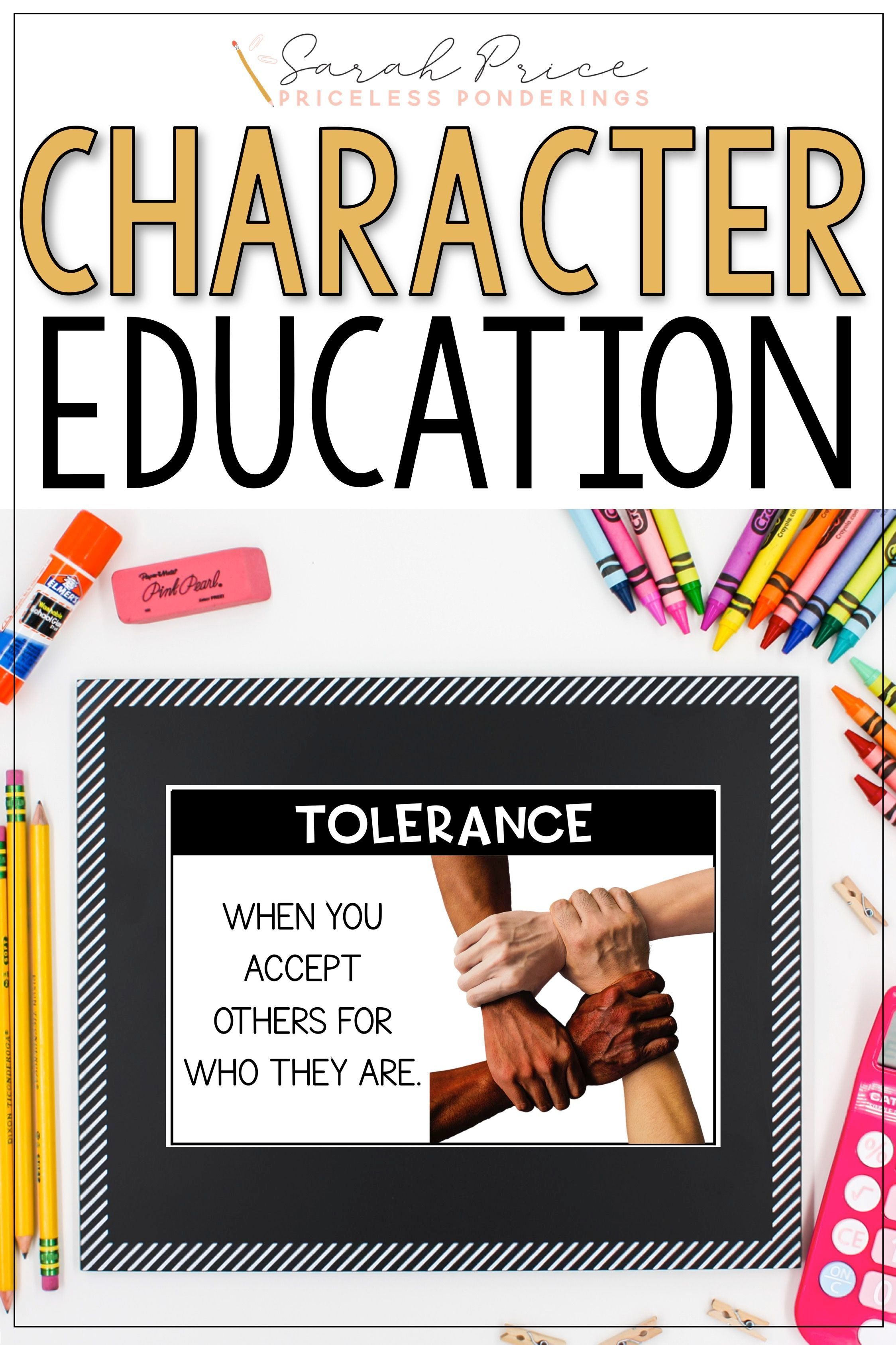 Character Education Character Traits And Teamwork
