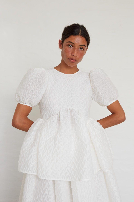15++ Cecilie bahnsen belle dress ideas in 2021