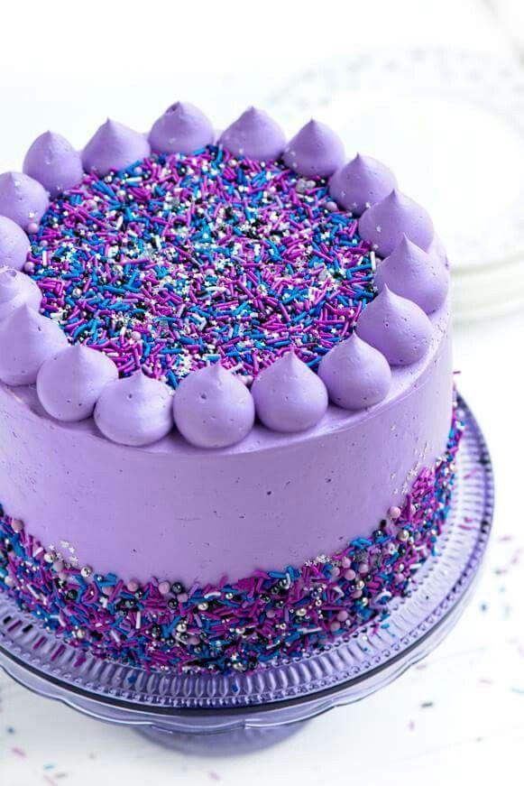 I Love Purpleso I Love This Cake Manisha Cake Birthday