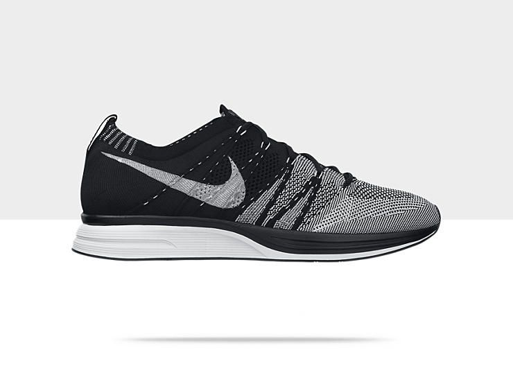 uk availability d401c 802b6 ... free shipping nike flyknit trainer unisex running shoe. the knit design  makes for crazy patterns ...