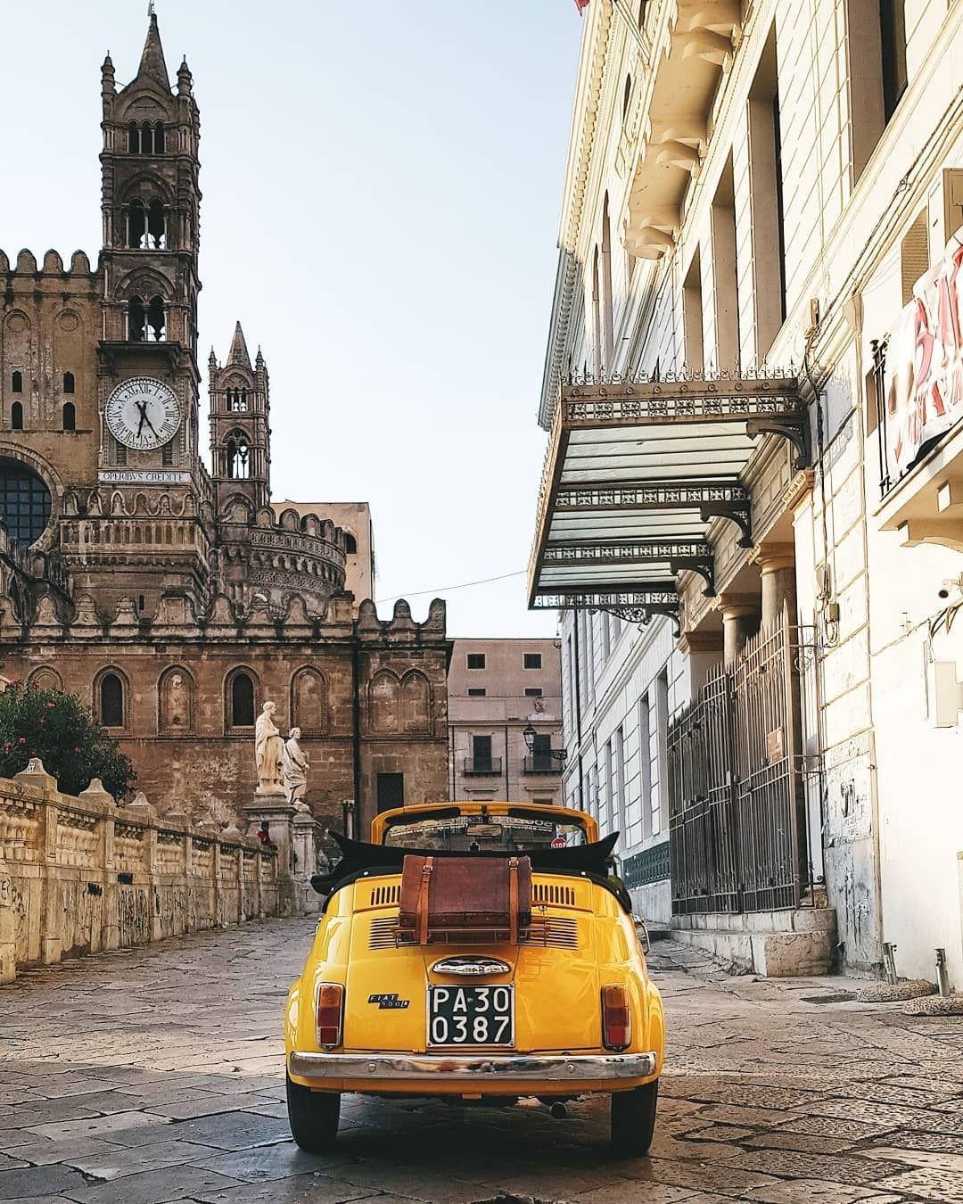 """lasicilienne """"Palermo, Sicily By il_mastromatto"""