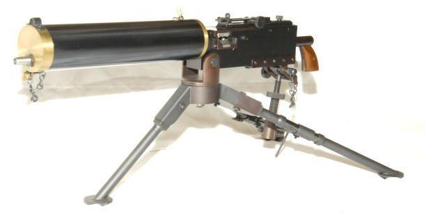 tippman 1917 22lr mini machine gun unusual firearms pinterest