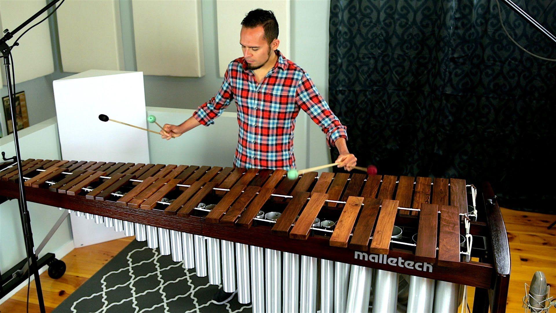 Anthem For Solo Marimba Ivan Trevino Brooklyn Classical Marimba Anthem Classical