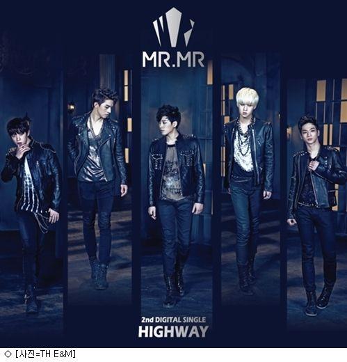 """미스터.미스터 Comeback with """"Highway"""" 2013년 1월 24일"""