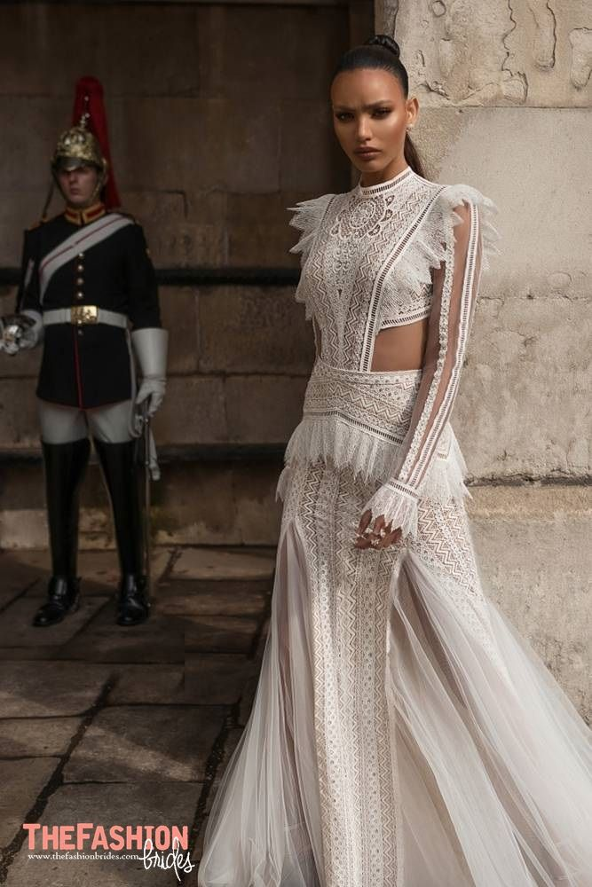 Wedding Gown Guide: Long Sleeves | The FashionBrides #dressesforengagementparty