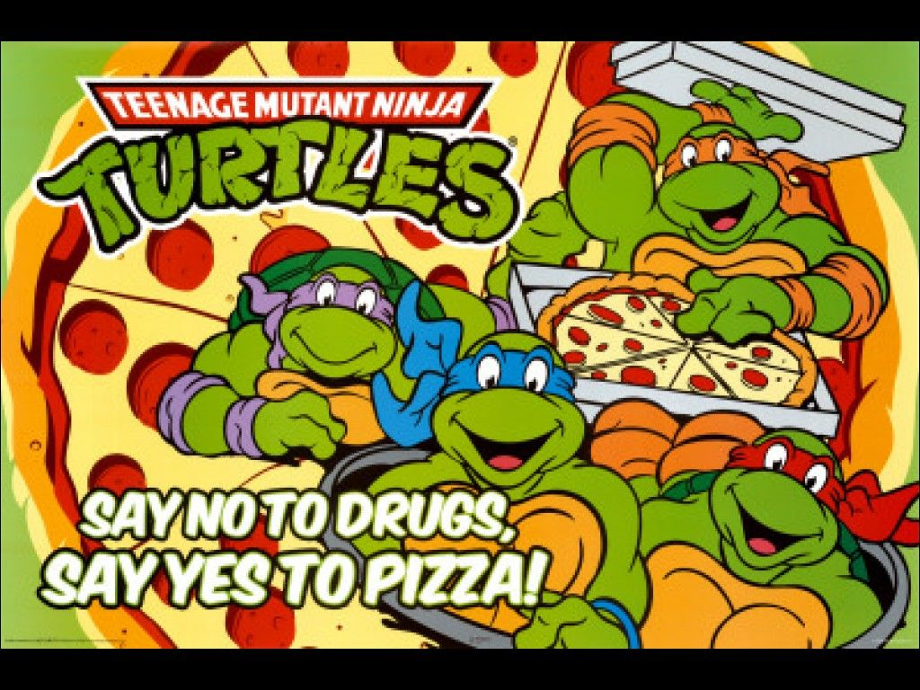 Ninja Turtle Quotes Retro Ninja Turtles Wallpaper  Google Search  Tmnt  Pinterest
