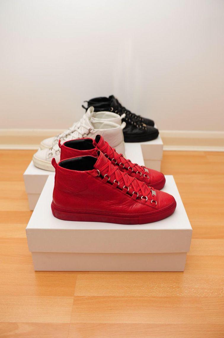 Balenciaga sneakers, Dress shoes men