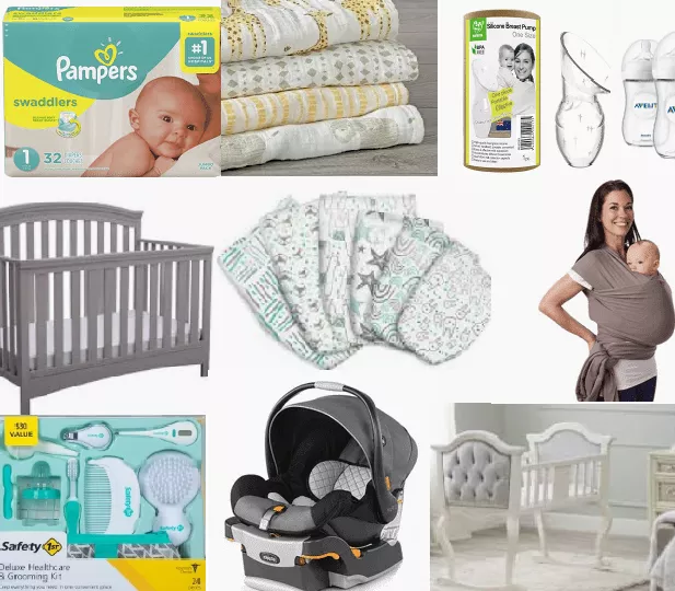 What New Moms Really Need Will Love And Items That Their Baby Can Do Without Everyday Living Hacks New Moms Baby Baby Needs