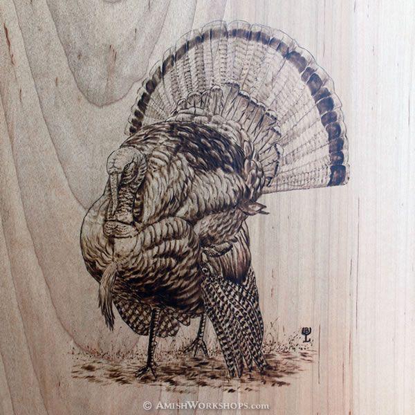 """Terry Redlin /""""Cowboy/"""" Pencil Sketch-Framed  11.5/"""" x 9.5/"""""""